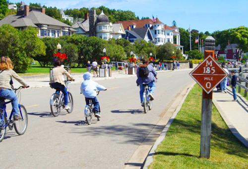 Đường cao tốc chỉ dành cho xe đạp xe ngựa ở mỹ