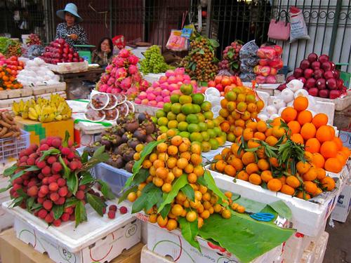 10 món ăn đường phố nổi tiếng phnom penh