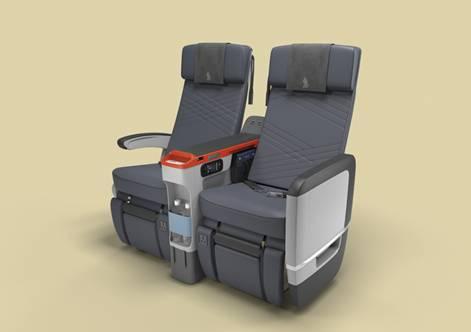 Những tiện nghi ở hạng ghế phổ thông cao cấp trên singapore airlines