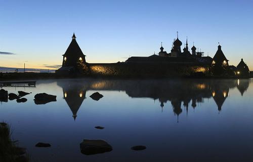 Tu viện solovki - từ thánh đường thành cỗ máy nghiền thịt
