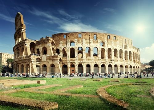 10 điều thú vị không thể bỏ qua ở rome