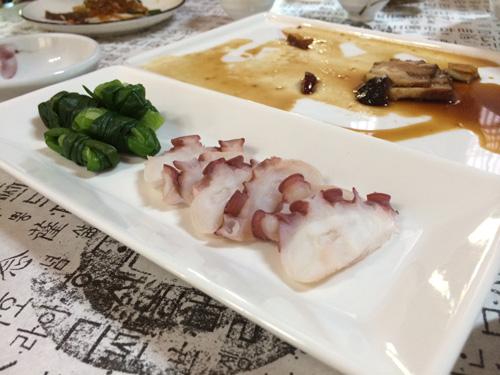 Các món trong bữa ăn truyền thống của người hàn quốc