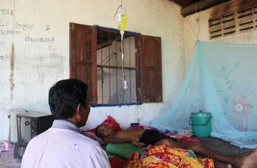 Campuchia - nơi người dân yêu thích kim tiêm và ống truyền
