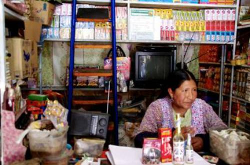 Chợ phù thủy bán bùa yêu ở bolivia