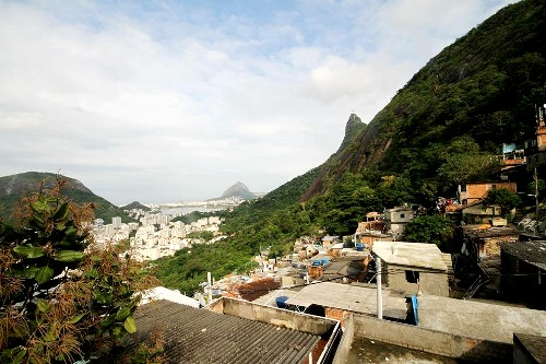 Favela - khu ổ chuột tội phạm nổi danh thế giới