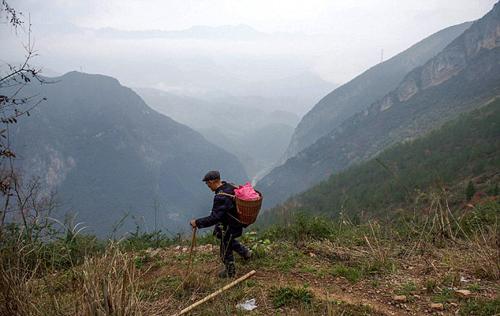 Ngôi làng chỉ có một người sinh sống ở trung quốc