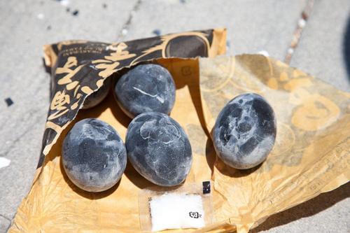 Những quả trứng đen kéo dài 7 năm tuổi thọ