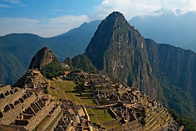 11 ruộng bậc thang đẹp nhất thế giới