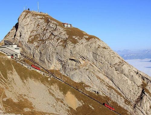 Cung đường sắt dốc nhất thế giới