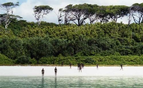 Hòn đảo thiên đường cấm cửa du khách ở ấn độ