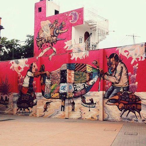 Mexico city - điểm đến hấp dẫn nhất năm 2016