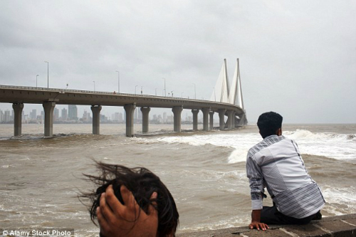 Mumbai đưa ra danh sách nơi nguy hiểm khi chụp selfie