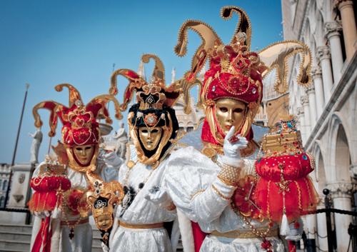 Những lễ hội chào xuân ở châu âu