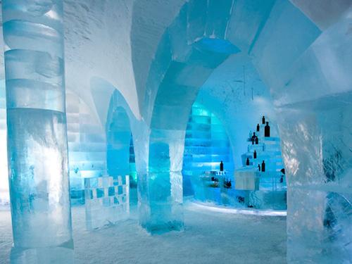Những quán bar kỳ lạ nhất thế giới