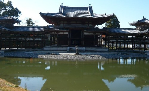 Phật đường phượng hoàng - ngôi chùa tráng lệ nhất nước nhật