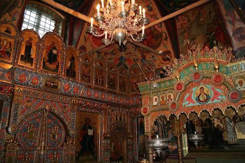 Số phận bi thảm của kiến trúc sư thiết kế nhà thờ st basil