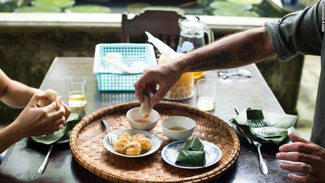 Đầu bếp mỹ gọi bún bò huế là món súp ngon nhất thế giới