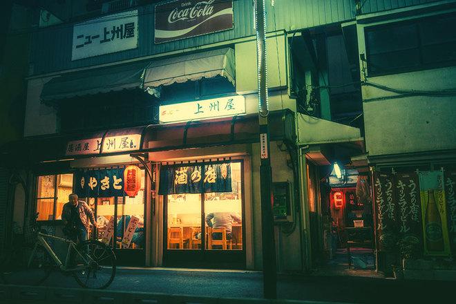 Tokyo về đêm huyền ảo qua ống kính nhiếp ảnh gia