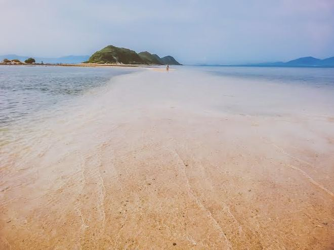 Vẻ đẹp hoang sơ ở quần đảo điệp sơn