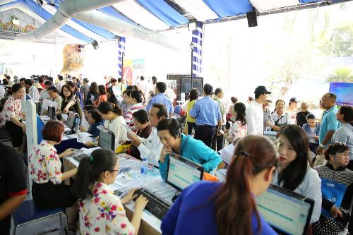 Giá tour tại hội chợ du lịch đà nẵng giảm tới 50