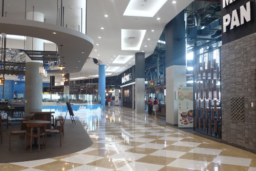 Khai trương ba nhà hàng lớn tại vincom đà nẵng