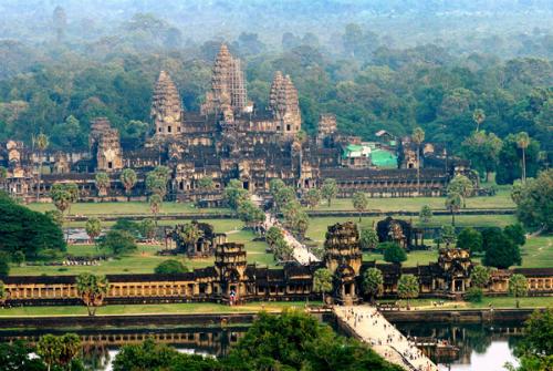 Việt nam vào top khách quốc tế đến lào campuchia