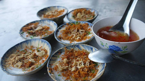 5 món ăn vặt dưới 10000 đồng ở quy nhơn