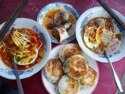 Các món ăn vặt ngon bổ rẻ ở phan thiết