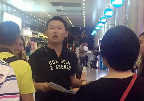 Đề xuất lập đội phản ứng nhanh xử lý hướng dẫn viên du lịch chui