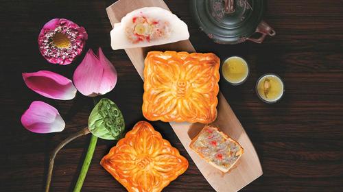 Hương vị bánh trung thu đa dạng trong mâm cỗ đêm rằm