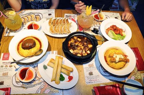 Khám phá ẩm thực nổi tiếng trên thế giới ngay giữa sài gòn