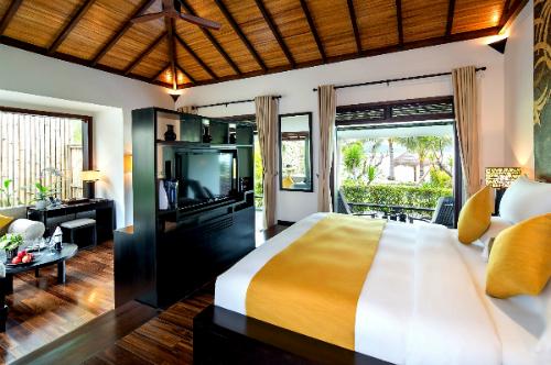 Phòng ở lãng mạn tại khu nghỉ dưỡng bên vịnh nha trang