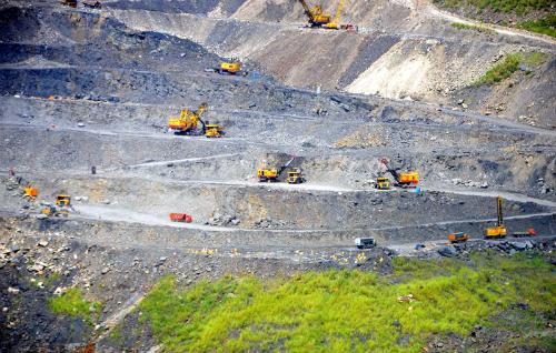 Quảng ninh thử nghiệm tour tham quan mỏ than
